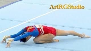 ONOFRE Ma. Cristina (PHI) FX AA - 2018 Ukraine International Cup