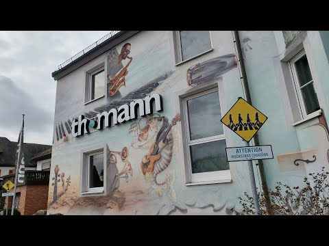 Besuch bei Musikhaus Thomann 🔊 // Vlog // Part 1