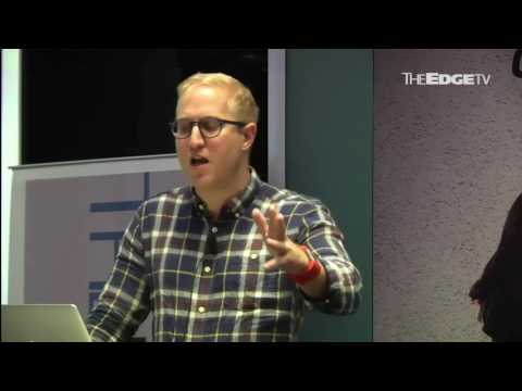 """The Edge - MDEC """"Disrupt or be Disrupted"""" 2016 - Jordan Schlipf"""