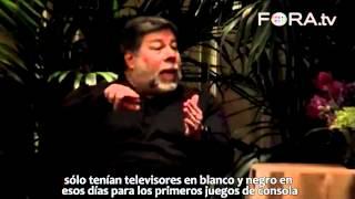 Steve Wozniak: Ponerle Color a la Pantalla de la Computadora