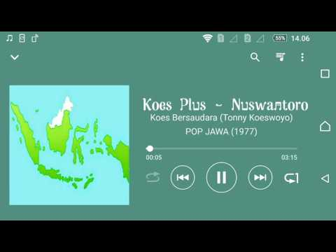 Koes Bersaudara (Tonny Koeswoyo) - Nuswantoro