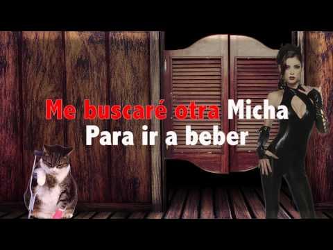 """""""El Gato Solo"""" PTY (Prity Buay) Versión Karaoke -Voz"""