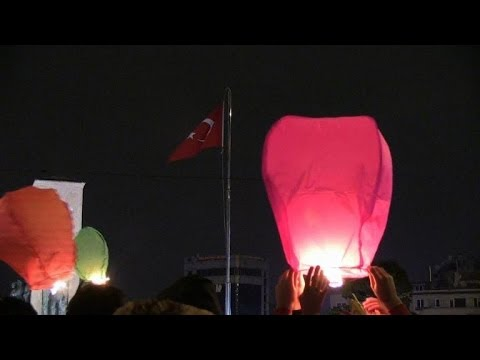 Turkey rings in 2014
