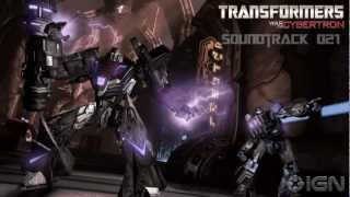 Transformers War for Cybertron: Best Songs