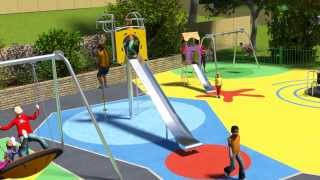 Local Authorities - Playground Design Example