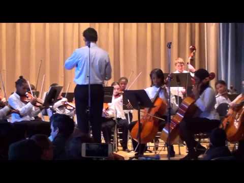 Pepperoni Pizza Rock - Settlement Music School Junior Orchestra