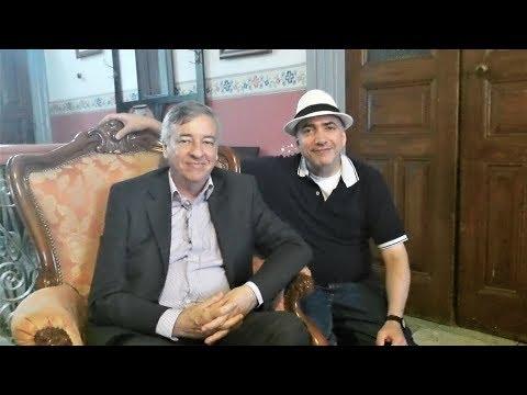 John Vickers Interview - Nicosia, Cyprus (Oct 12, 2015)
