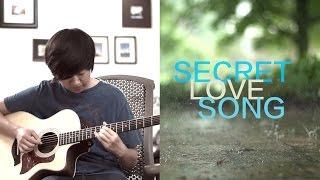 Secret Love Song - Little Mix ft. Jason Derulo (Fingerstyle Guitar Cover by Harry Cho)