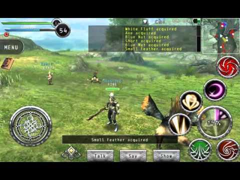 [RPG AVABEL ONLINE] Samurai Skills