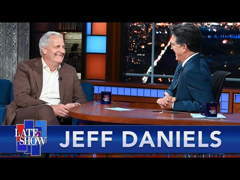 """""""A New America"""" - Jeff Daniels On Eliminating Systemic Racism"""