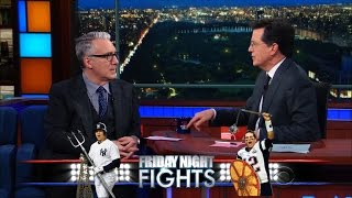 Friday Night Fights With Keith Olbermann