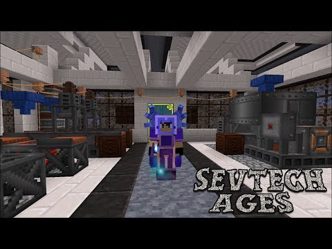 The Dawn of the Industrial Age : SevTech Ages Lp Ep #34 Minecraft 1.12