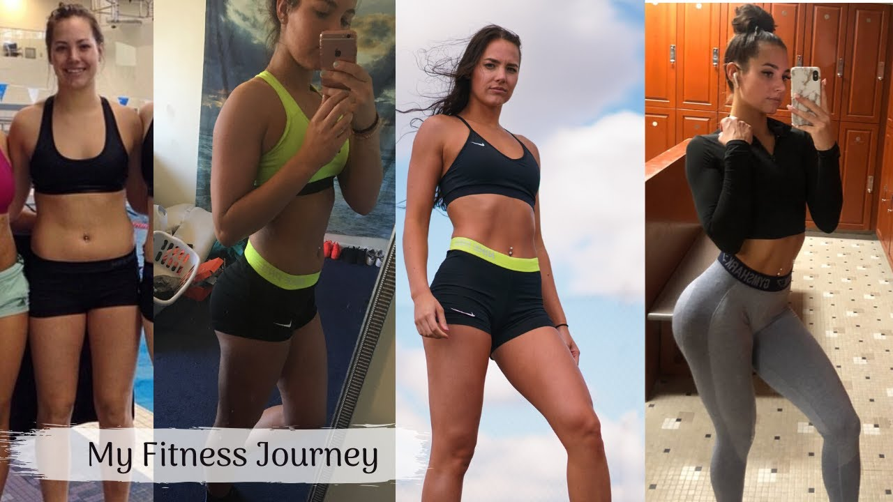 My Fitness Journey | Weight Loss and Building Muscle