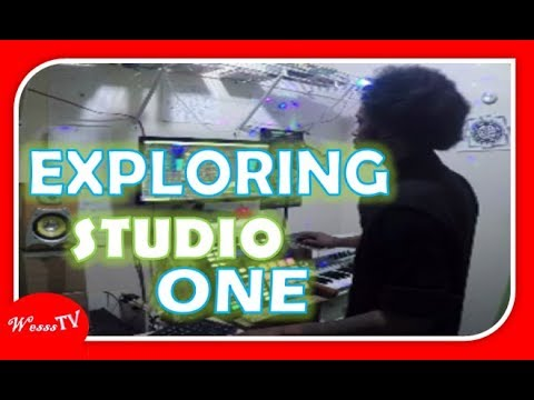 BEAT MAKING TUTORIAL | MUSIC PRODUCTION STUDIO ONE Getting Started TRAP - Average Man Wesss thumbnail