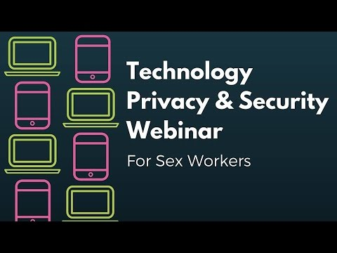 4/21 - Technology Privacy & Security Webinar