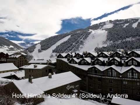 Hotel Himalaya Soldeu Andorra