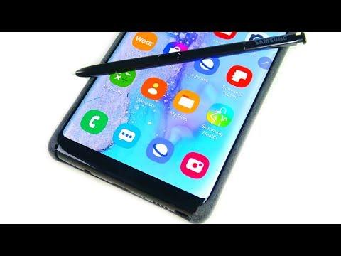 Galaxy Note 8 One UI Update!