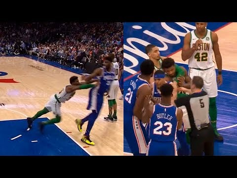 Marcus Smart fined $50,000 for his part in Joel Embiid melee