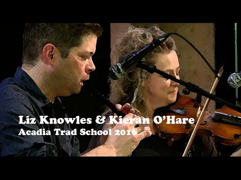 Liz Knowles & Kieran O'Hare - Old Irish Lullaby, Open The Door For Three