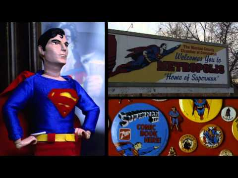 Look, Up in the Sky!: The Amazing Story of Superman - Trailer
