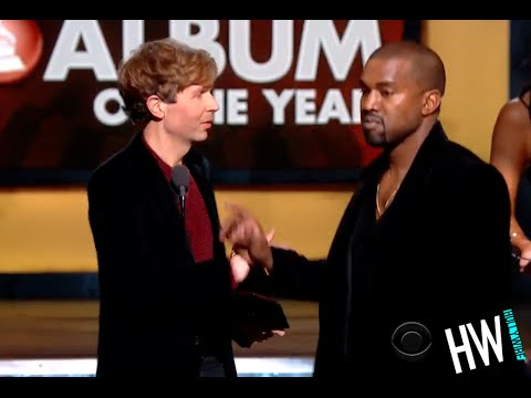 WTF! Kanye West Attacks Beck