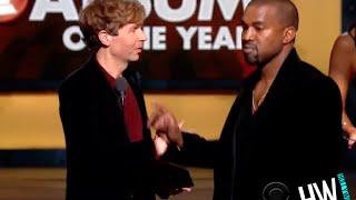 WTF! Kanye West Attacks Beck