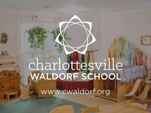 Early Childhood Programs at the Charlottesville Waldorf School