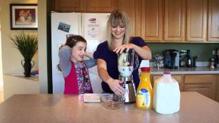 How To Make Breakfast Smoothie
