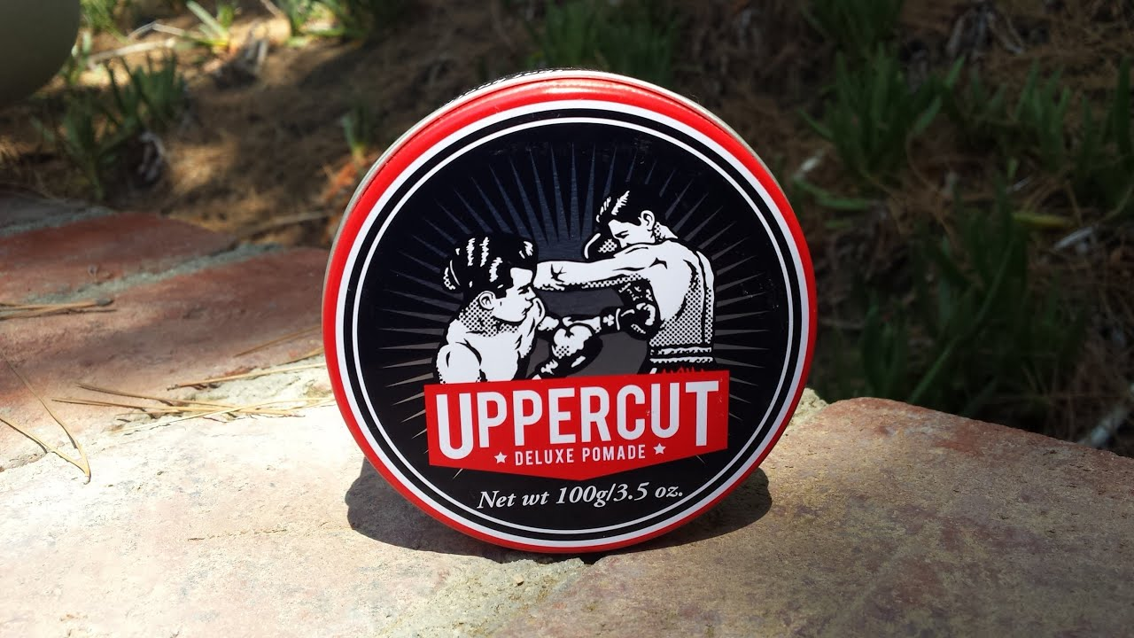 Perfect Uppercut Deluxe Pomade Review