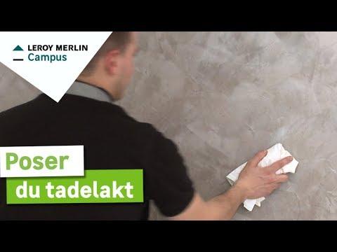 Comment appliquer du tadelakt ? | Leroy Merlin