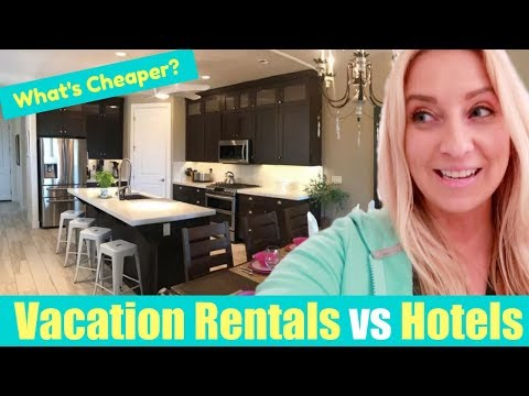 8 MUST-KNOW Vacation Tips: Airbnb vs Hotels? Which is cheaper?