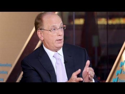 Financial risks of climate change are bigger than any other crisis: BlackRock CEO Larry Fink