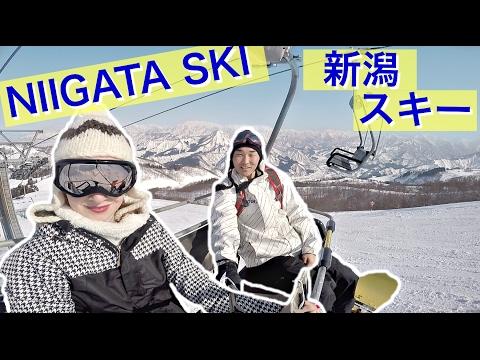 SKIING in JAPAN at GALA YUZAWA NIIGATA   ガーラ湯沢スキー場で誕生日を過ごした!