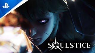 Soulstice - E3 Announcement Trailer | PS5