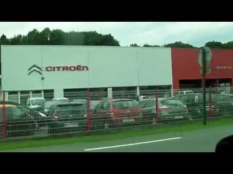 Citroen Garage Festinia, France
