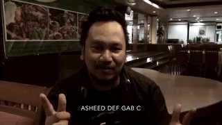 Video Kotafest 2014 - Promo by Asheed Def Gab C download MP3, 3GP, MP4, WEBM, AVI, FLV Agustus 2018