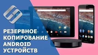 Резервное копирование Android (Облако, аккаунт Google, программы для ПК) 📱💻☁️