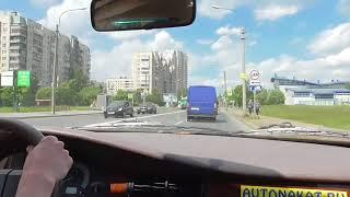 Урок вождения на механике с В.И. Часть - 1.