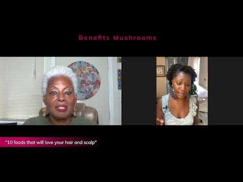 Benefits of Mushrooms - Chef Angelia & Sheila