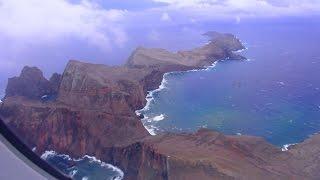 Landung mit Hindernissen auf Madeira