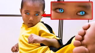 10 STRONGEST KIDS IN THE WORLD YOU WON