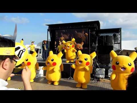Pikachu Pokemon di Jepang #Kawaii