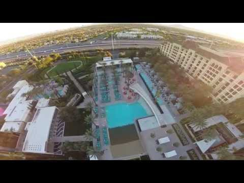 Green Valley Ranch Resort DJI Phantom Video