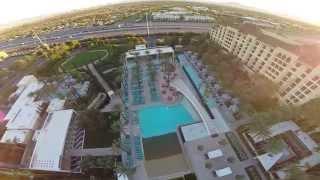 Green Valley Ranch Resort DJI Phantom Video