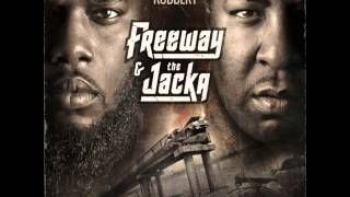 Freeway and the Jacka shuckin and jivin feat  husalah
