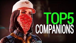 Fallout 4 Top 5 Amazing Companions