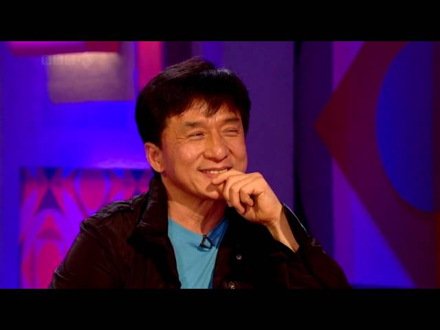 Jackie Chan Friday Night With Jonathan Ross Interview - July 2010 Part 2