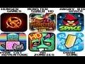PhoneCats - Top 6 iPad Games: Hunger Games, Monster Tamer, Nyan Cat Adventure, AH Zombies + More