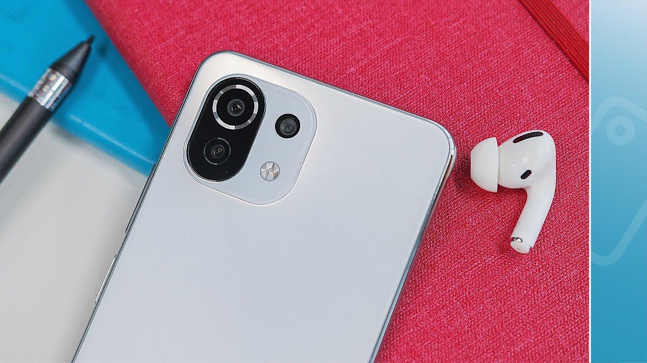 Đánh giá Xiaomi Mi 11 Lite 5G: Lại Phá Giá!