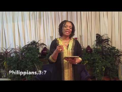 Rebuilding the Walls of Jerusalem (Acquiring Spiritual Gifts) - Chinyere Isibor, Daytime Meditations